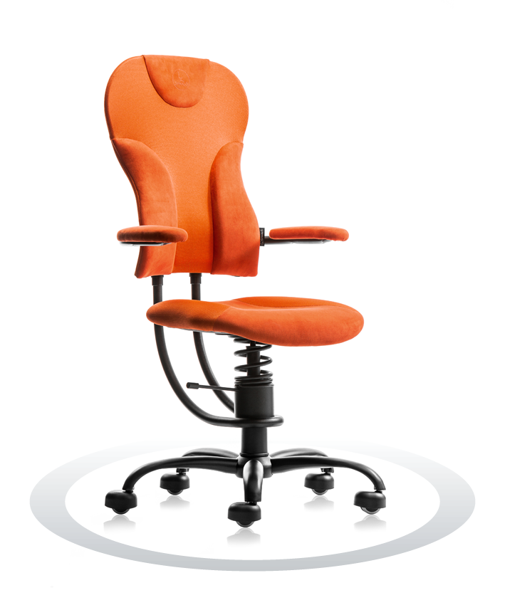 erika valter spinalis klagenfurt spider orange